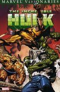 Incredible Hulk Visionaries Peter David TPB (2005-2011 Marvel) 4-1ST