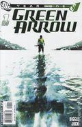 Green Arrow Year One (2007 DC) 1