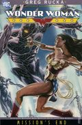 Wonder Woman Mission's End TPB (2006 DC) 1-1ST