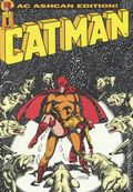 Catman (1995 Americomics) Ashcan Edition 1