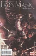 Man in the Iron Mask (2007 Marvel Illustrated) 1