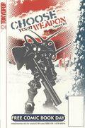 Choose Your Weapon Sampler TPB (2007 Tokyopop) FCBD 1-1ST
