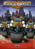 Judge Dredd Origins GN (2007 Rebellion) 1-1ST