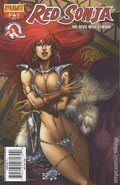 Red Sonja (2005 Dynamite) 23D