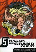 Elfquest The Grand Quest TPB (2004-2006 DC Digest) 5-1ST