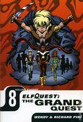Elfquest The Grand Quest TPB (2004-2006 DC Digest) 8-1ST