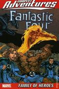 Marvel Adventures Fantastic Four TPB (2005-2009 Marvel Digest) 1-1ST