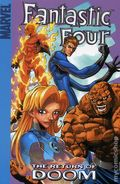 Marvel Age Fantastic Four TPB (2004-2005 Digest) 3-1ST