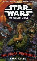 Star Wars The New Jedi Order Final Prophecy PB (2003 Random House Novel) 1-1ST