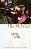 Civil War Iron Man TPB (2007 Marvel) 1-1ST