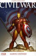 Civil War Marvel Universe TPB (2007 A Marvel Comics Event) 1st Edition 1-1ST