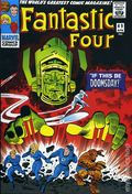 Fantastic Four Omnibus HC (2005-2015 Marvel) By Stan Lee and Jack Kirby 1st Edition 2A-1ST
