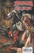 Spider-Man Red Sonja (2007) 1A