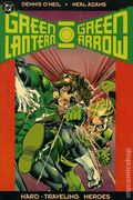 Green Lantern/Green Arrow TPB (1992-1993 DC) 1st Edition Hard-Traveling Heroes 1-1ST
