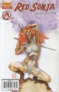 Red Sonja (2005 Dynamite) 26A