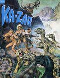 Ka-zar Guns of the Savage Land GN (1990 Marvel) 1-1ST