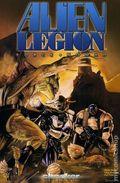 Alien Legion TPB (2001-2005 Checker) 1-1ST