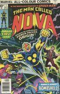 Nova (1976 1st Series) UK Edition 1UK