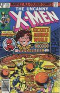 Uncanny X-Men (1963 1st Series) UK Edition 123UK