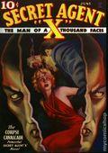 Secret Agent X The Corpse Cavalcade SC (2007) 1-1ST