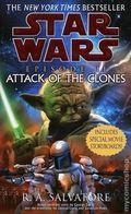 Star Wars Episode II Attack of the Clones PB (2003 Del Rey Novel) 1-1ST