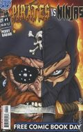 Pirates vs. Ninja FCBD (2007) 1