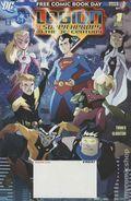 Legion of Super-Heroes in the 31st Century FCBD (2007) 1