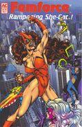 Femforce Rampaging She-Cat (2003) 1