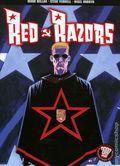 Red Razors TPB (2004 DC/2000 AD) 1-1ST