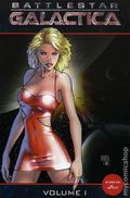 Battlestar Galactica TPB (2007-2008 Dynamite) NBG Series Collections 1A-1ST
