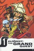 Elfquest The Grand Quest TPB (2004-2006 DC Digest) 1-1ST