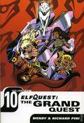 Elfquest The Grand Quest TPB (2004-2006 DC Digest) 10-1ST
