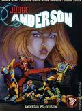 Judge Anderson TPB (2005 DC/2000 AD) 1-1ST