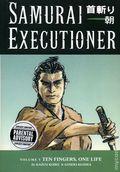 Samurai Executioner TPB (2004-2006 Digest) 5-1ST