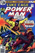 Power Man and Iron Fist (1972) Mark Jewelers 32MJ