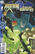 Outsiders Five of a Kind Week 1 Nightwing Boomerang (2007) 1