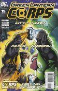 Green Lantern Corps (2006) 15A