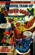 Marvel Team-Up (1972 1st Series) Mark Jewelers 38MJ