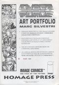 Cyberforce Art Portfolio (1993) 0