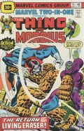 Marvel Two-in-One (1974 1st Series) 30 Cent Variant 15