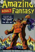 Amazing Fantasy Omnibus HC (2007) 1-1ST