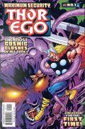 Maximum Security Thor vs. Ego (2000) 1