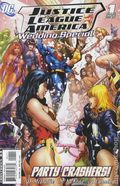 Justice League of America Wedding Special (2007) 1