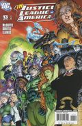 Justice League of America (2006 2nd Series) 13A