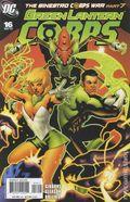 Green Lantern Corps (2006) 16