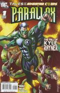 Tales of the Sinestro Corps Parallax (2007) 1A