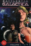 Battlestar Galactica TPB (2007-2008 Dynamite) NBG Series Collections 1B-1ST