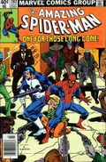 Amazing Spider-Man (1963 1st Series) Mark Jewelers 202MJ