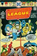 Justice League of America (1960 1st Series) Mark Jewelers 124MJ