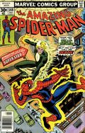 Amazing Spider-Man (1963 1st Series) Mark Jewelers 168MJ